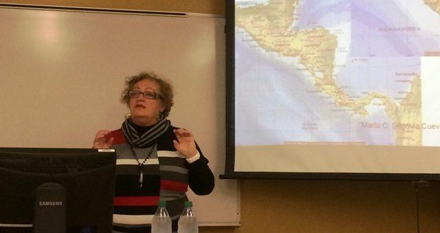 Séminaire du 8 octobre 2014: Planification et développement dans un pays émergent : le cas du Nicaragua