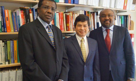 Une nouvelle structure de recherche axée sur le développement d'entreprises dans les pays en voie de développement