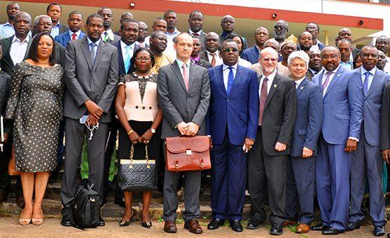 L'expertise de l'UQTR en gestion des PME mise au service du Cameroun