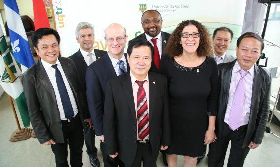 L'UQTR offrira un programme de MBA au Vietnam